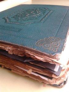 lilian-scrapbook