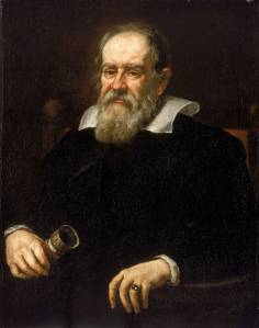 Justus Sustermans - Portrait of Galileo Galilei, 1636