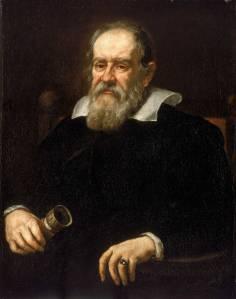 Justus Sustermans - Portrait of Galileo Galilei, 1636